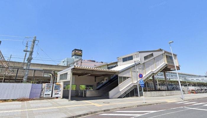 小山駅東口