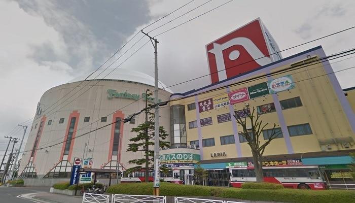 ショッピングセンターラピア